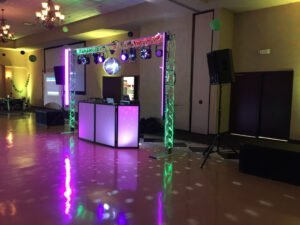 The Brilliance Setup at Jerika Bolen's Prom - 2016 at the Grand Meridian in Appleton, WI