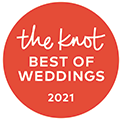 The Knot Best of Weddings 2021 Pick